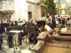 Vánoční koncert 28.12.2008