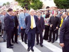 Husinec 2005